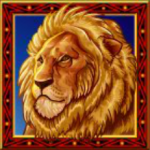 Wild symbol from online slot machine Savannah Sunrise