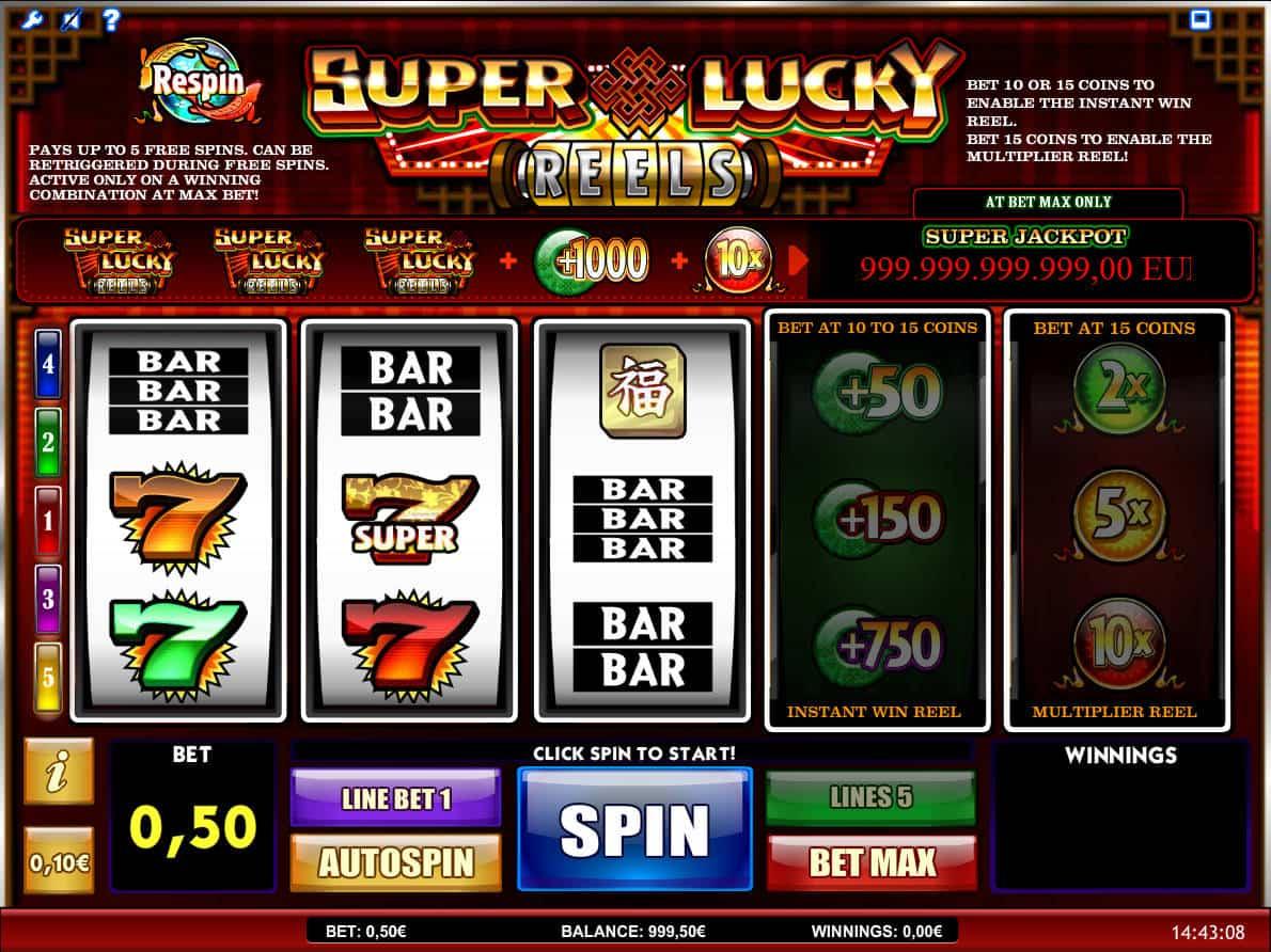 Spiele Lucky Reels - Video Slots Online