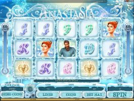 The Lost Princess Anastasia online game
