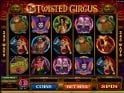 Play free slot game The Twisted Circus