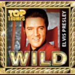 Wild symbol - Top Trumps Celebs by Playtech