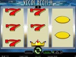 Vegas Reels II online no deposit