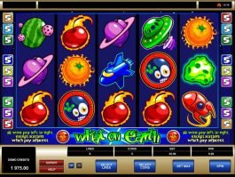 Play free casino game What on Earth