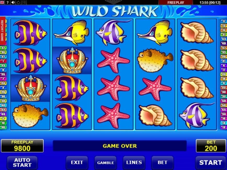 Spiele Wild Shark - Video Slots Online