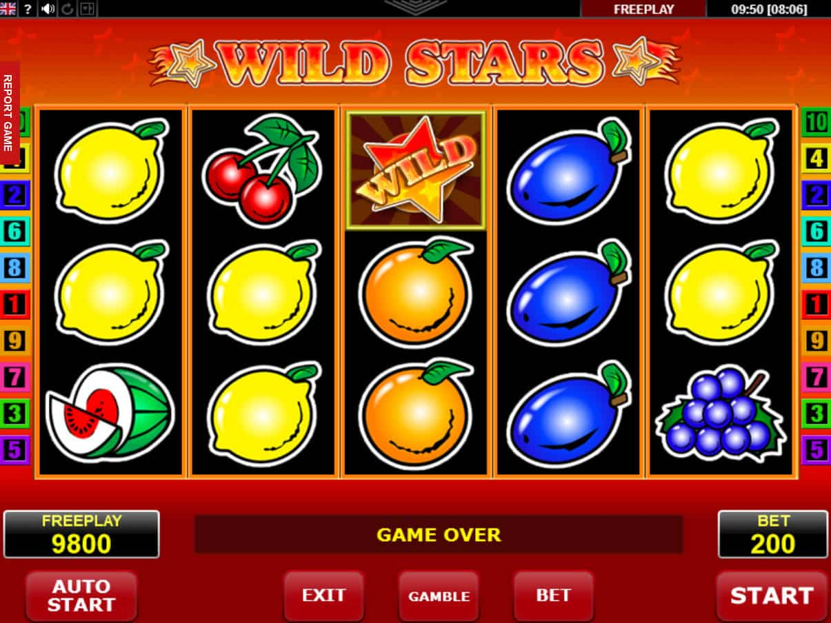 Play Slot Machine Game