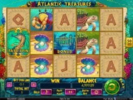 No download game Atlantic Treasures for fun