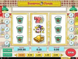 Bohemia Joker slot for fun online