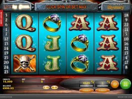 Slot machine Burning Ocean for free
