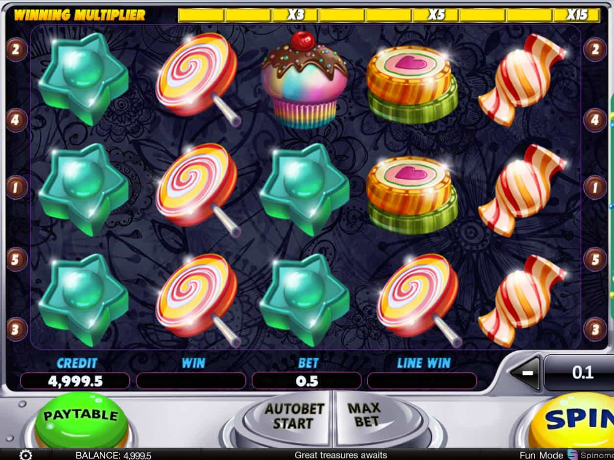Spiele Candy Slot Twins - Video Slots Online
