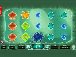 Online casino slot machine Cyrus the Virus