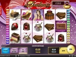 Free no deposit game Decadence