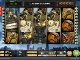 Play free casino game Detective Chronicles