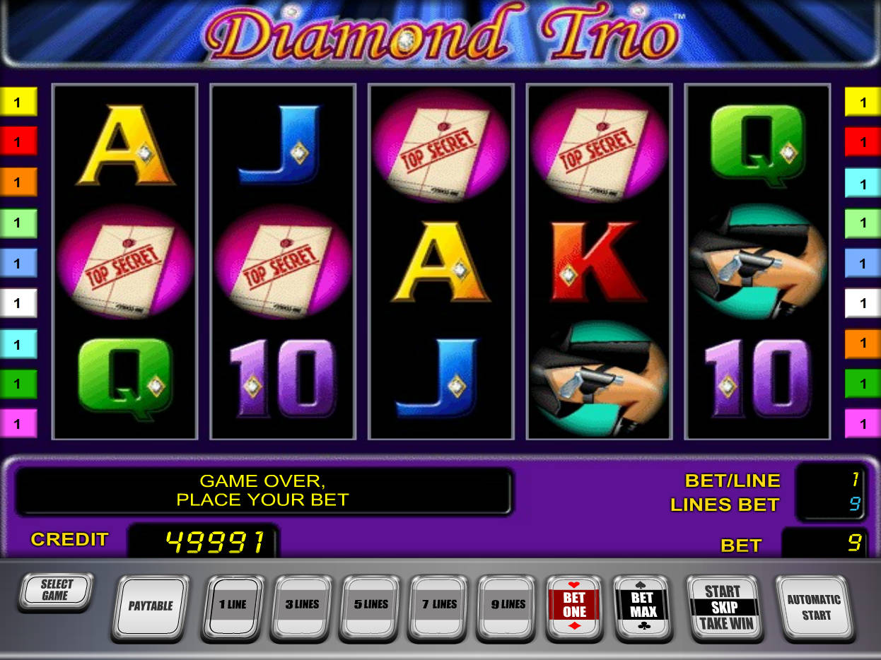 Diamond Slots Free Casino Game