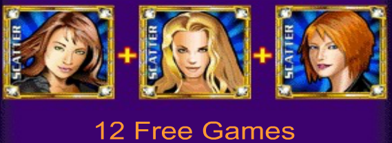 Free spins in online free slot Diamond Trio