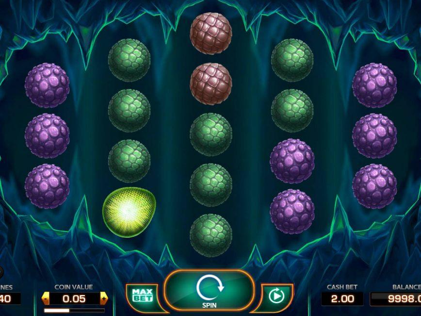 Free casino slot game Draglings