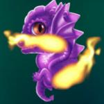 Draglings online slot - wild