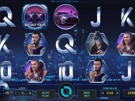 Free slot machine Drive Multiplier Mayhem
