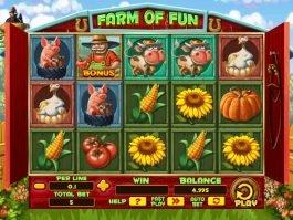 Casino free slot Farm of Fun