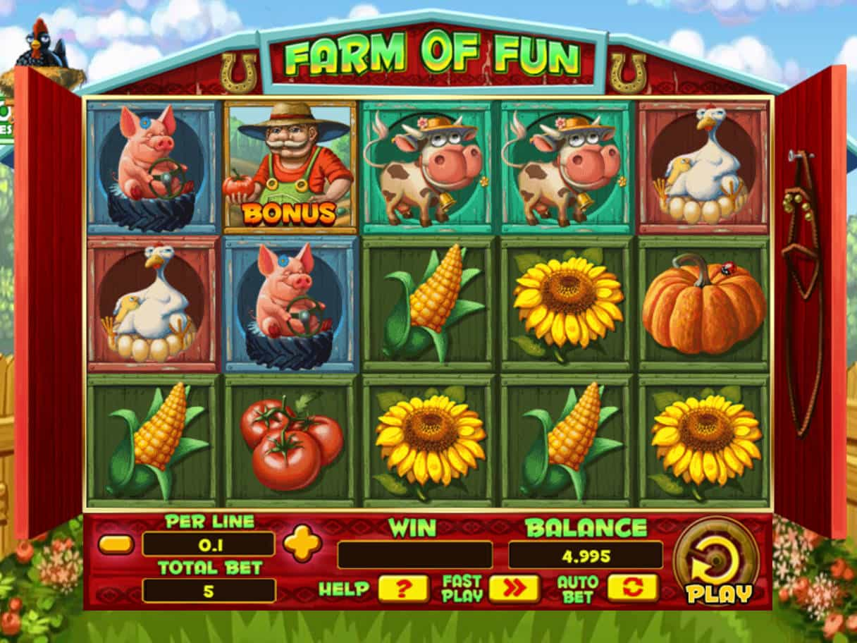 Farm Slots Free