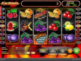 Slot machine online Fire Burner no deposit