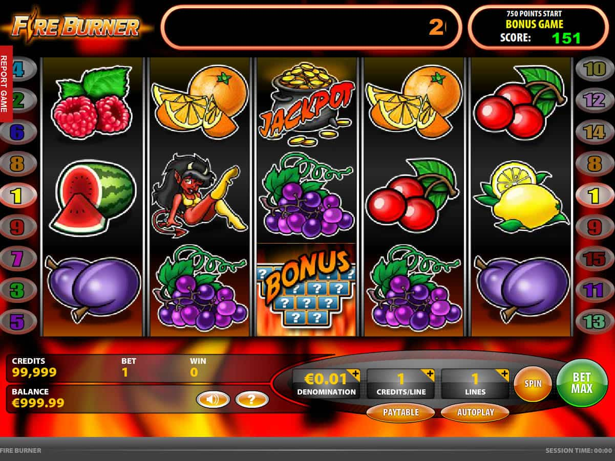 Spiele Fire Burner - Video Slots Online