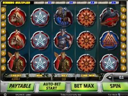 Spin online free slot Gods of Slots