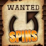 Free spins symbol from online free slot Gunslingers Gold