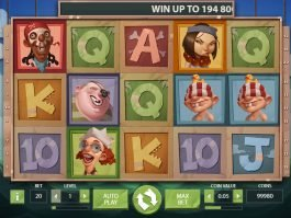 Hook's Heroes slot machine no deposit