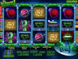 Free no deposit game Invaders