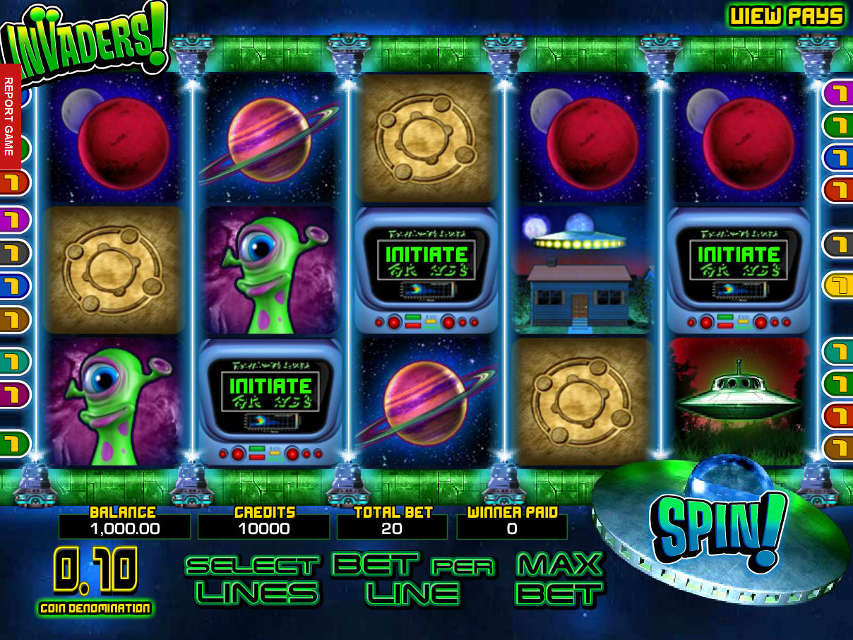 Play Slot Machine On Line