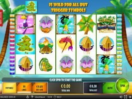 Online casino game Island Quest no deposit