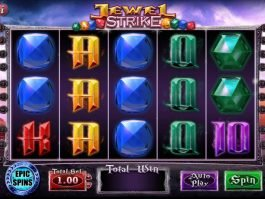 Play casino slot machine Jewel Striek