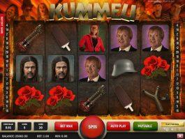 Play free slot machine Kummeli online