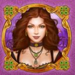 Bonus symbol from free slot machine Lady of Fortune