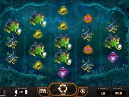 Free online slot Magic Mushrooms for fun