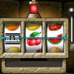 Special symbol from slot machine Maya Gold