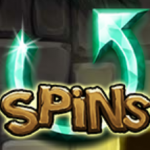 Picture of free spins symbol from Mayn Marvels slot