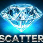 Symbol Scattera zgry hazardowej Mega Fortune Dreams