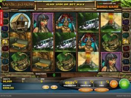 Casino slot for fun Mystic Island