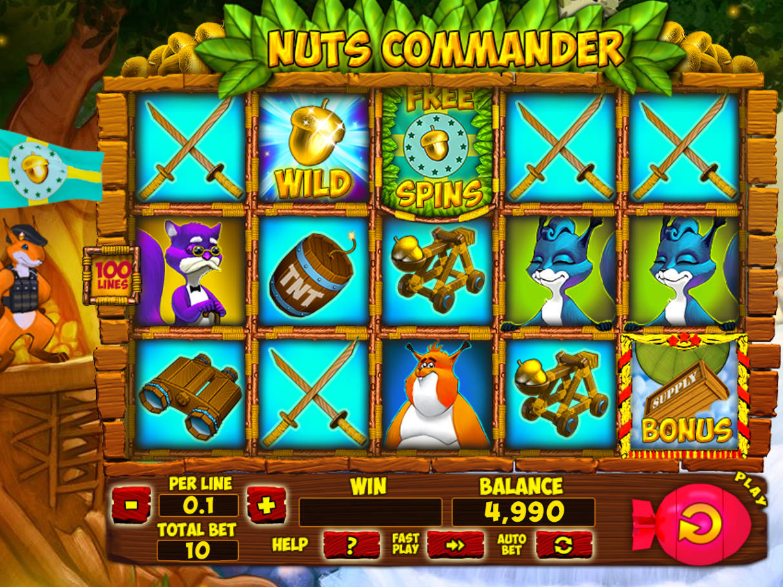 Slot Nuts Online Casino
