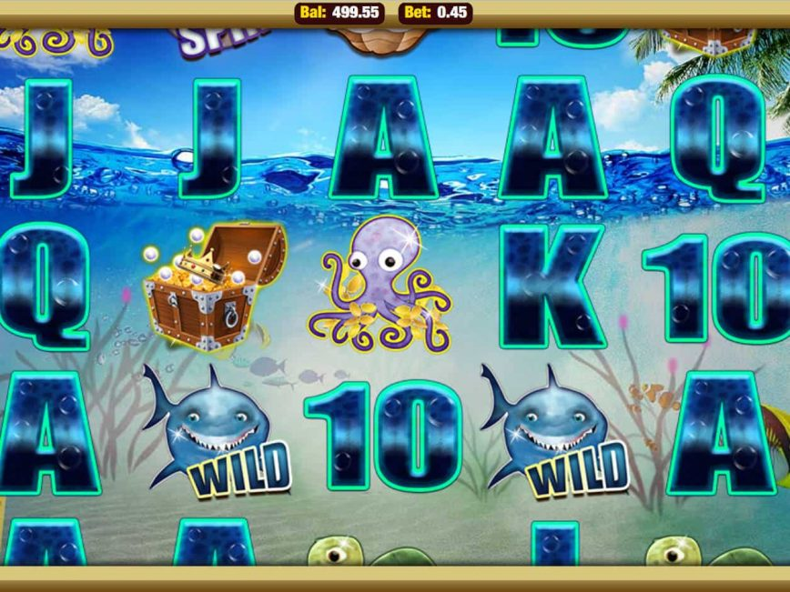 Free casino game Pearls Fortune