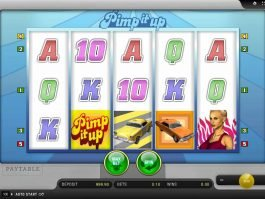 Casino online slot machine Pimp It Up