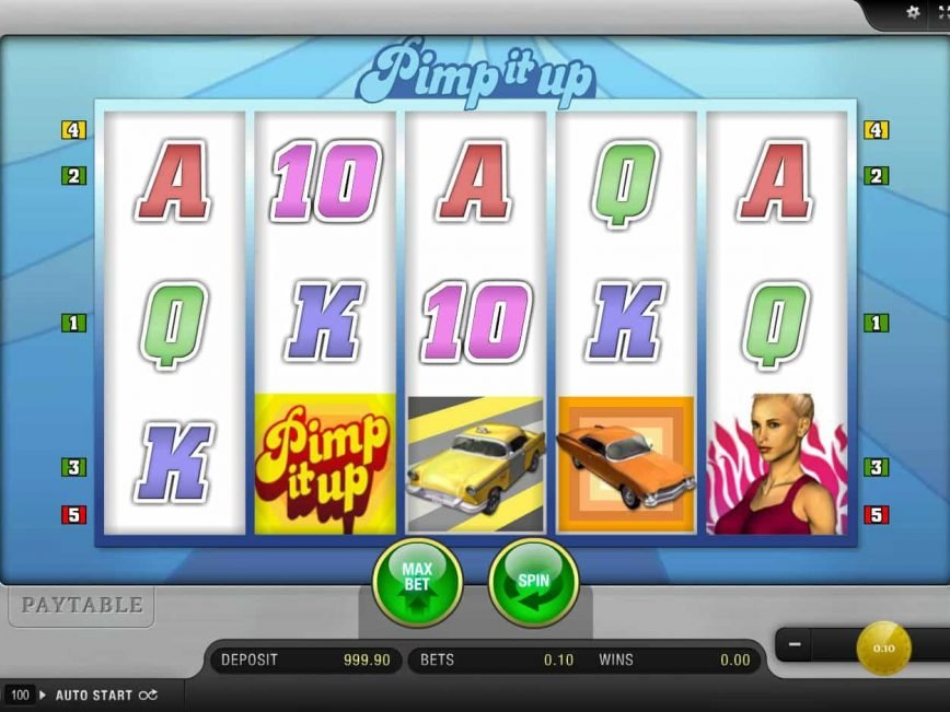 Spiele Pimp It Up - Video Slots Online