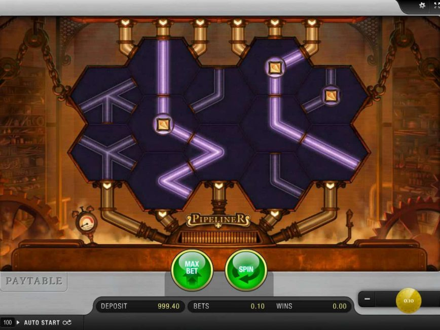 Casino free slot Pipeliner for fun