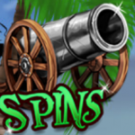 Online free slot Plucky Pirates - scatter symbol