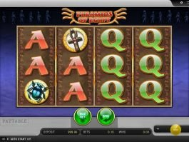 Free casino game Pyramids of Egypt