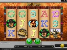 Online free slot RailRoad no deposit
