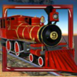RailRoad joc de aparate online - simbol wild
