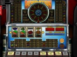 Play casino slot game Revolution online