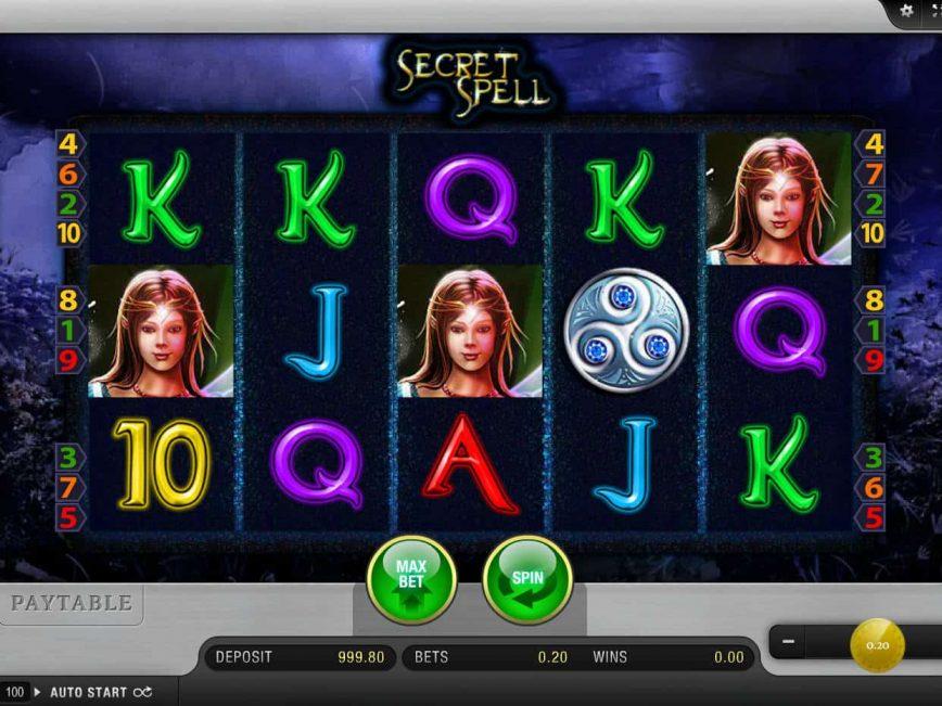 Spiele Secret Spell - Video Slots Online